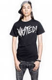 Kill Brand Mens Get Wasted T-shirt