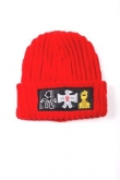 Forreduci Red Wooly Hat