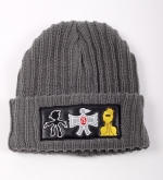 Forreduci Grey Wooly Hat
