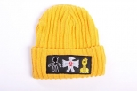 Forreduci Yellow Wooly Hat