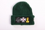 Forreduci Green Wooly Hat