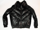 Patrick Kevin BBoy Padded Black Jacket