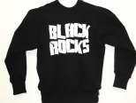 Patrick Kevin Black Rocks Sweatshirt