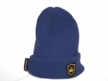 PK Navy, Black and Gold Crest Logo Wooly