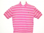 Ralph Lauren Mens Pink Polo