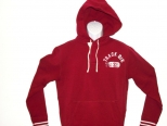 Ralph Lauren Red Hooded Jumper