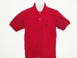 Ralph Lauren Mens Red polo T-shirt