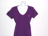 Ralph Lauren Womens Purple T-shirt