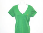 Ralph Lauren Womens Green T-shirt
