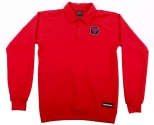 Forreduci Red Mens Polo shirt