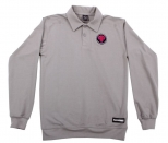 Forreduci Grey Mens Polo Shirt