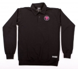 Forreduci Black Mens Polo Shirt