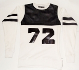 Patrick Kevin Leather 72 Sweatshirt