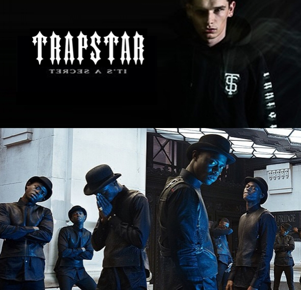 Trapstar Clothes Urban Clothing Brand Featured