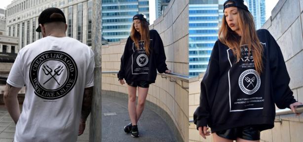 Nereus Clothes - Urban Clothing Brand (Featured ...